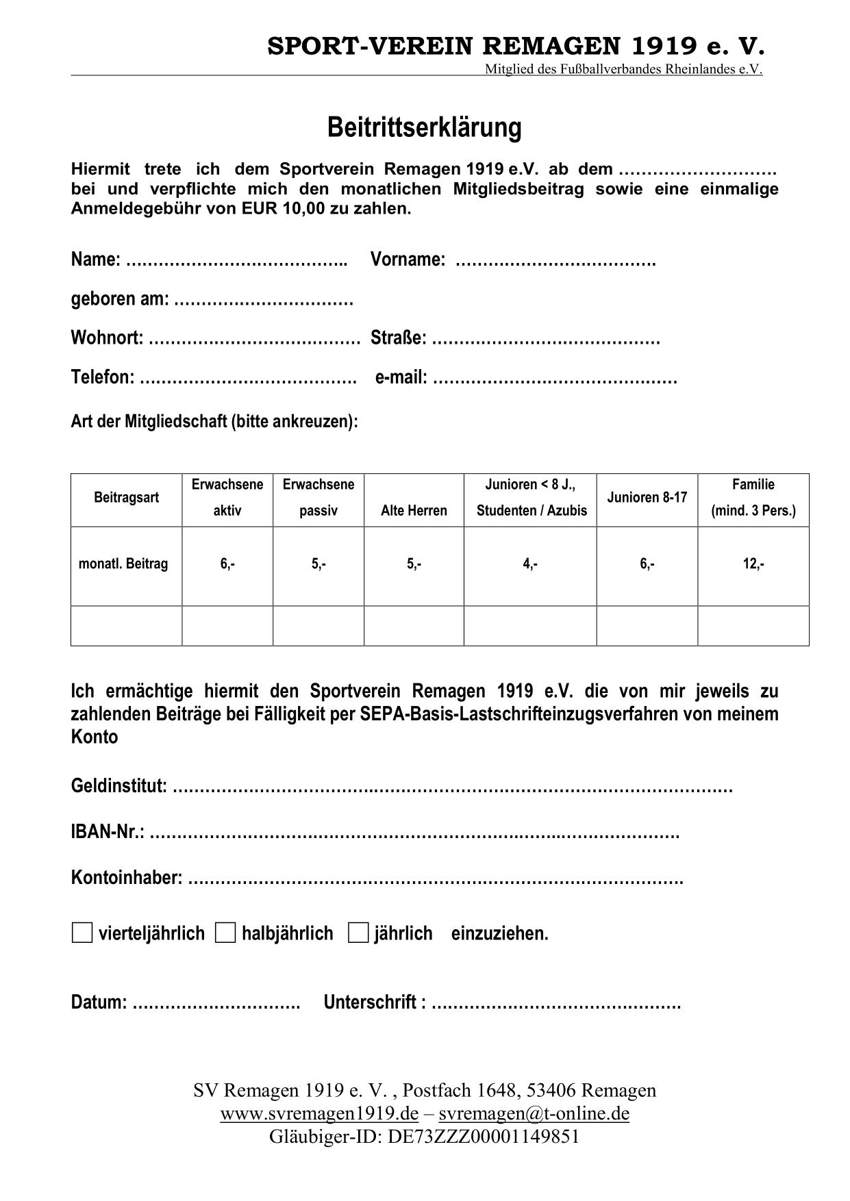 SV Remagen1919 A-Jugend-min